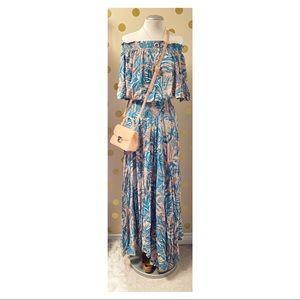 Dresses & Skirts - Long Flowy Print Dress